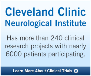 CC Neuro Inst Clinical Research Projects
